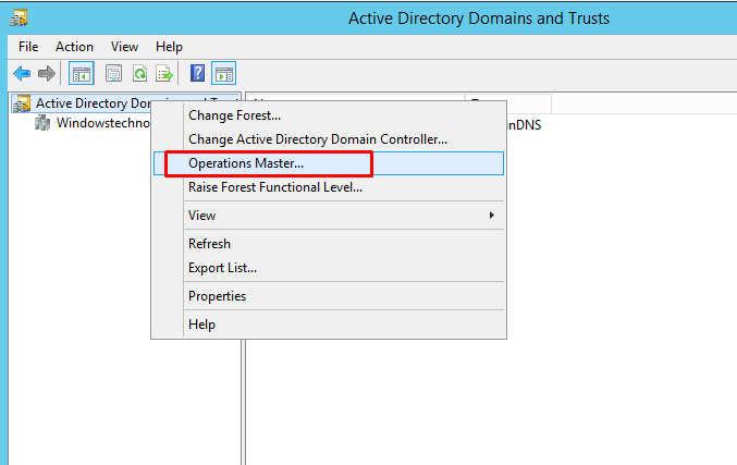 How to quickly check FSMO roles in active directory